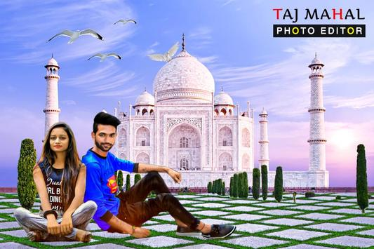 Taj Mahal Photo Frames : Photo Editor screenshot 2