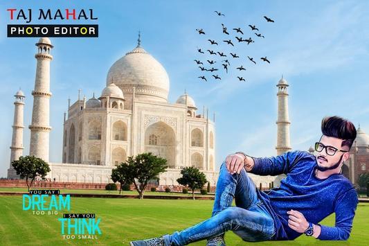 Taj Mahal Photo Frames : Photo Editor screenshot 3