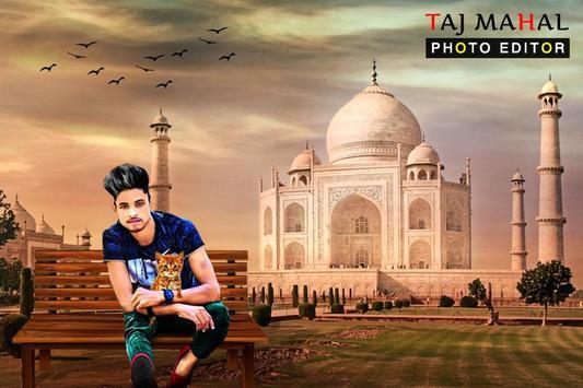 Taj Mahal Photo Frames : Photo Editor screenshot 4