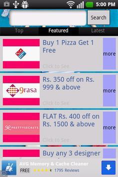India Loves Offers apk screenshot