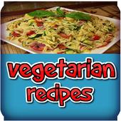 Vegetarian Recepies 2017 icon