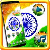 India Independence Day Theme icon