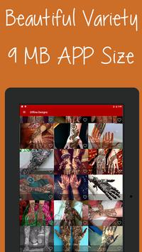 Indian Mehndi Designs 2017 apk screenshot