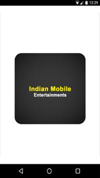 Indian Mobile Radio LIve Tv poster