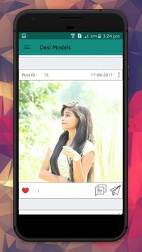 Indian Models Hub poster