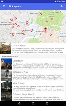 City Trip (places around you) apk screenshot
