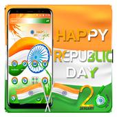 India Republic Day icon