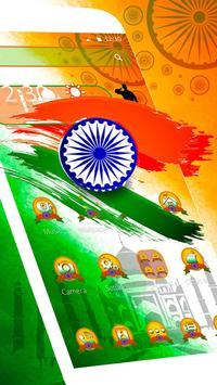 Indian Independence poster