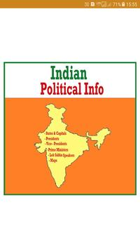 Indian Political Info poster