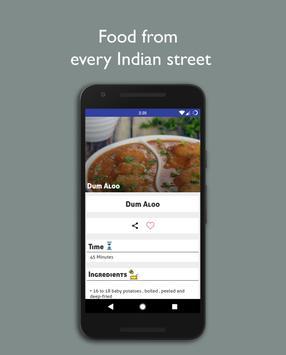 Indian Recipes screenshot 6