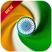 HD Indian Flag Wallpaper icon