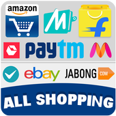 All in One Shopping Online icon