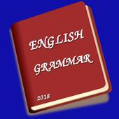 English Grammar Book learning app test offline icon