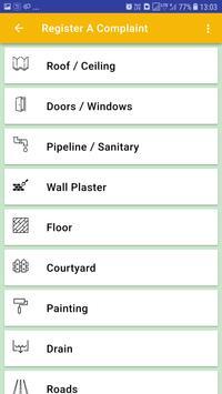 Quarter Maintenance System (Howrah Division) screenshot 2