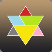 BlockPuzzle:Shape Build - Tangram icon