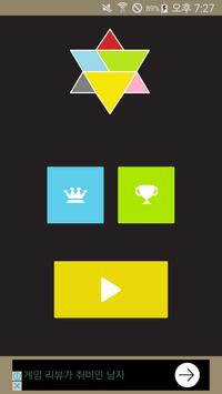 BlockPuzzle:Shape Build - Tangram poster