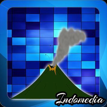Indo Gunung Berapi poster