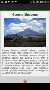 Indo Gunung Berapi screenshot 2