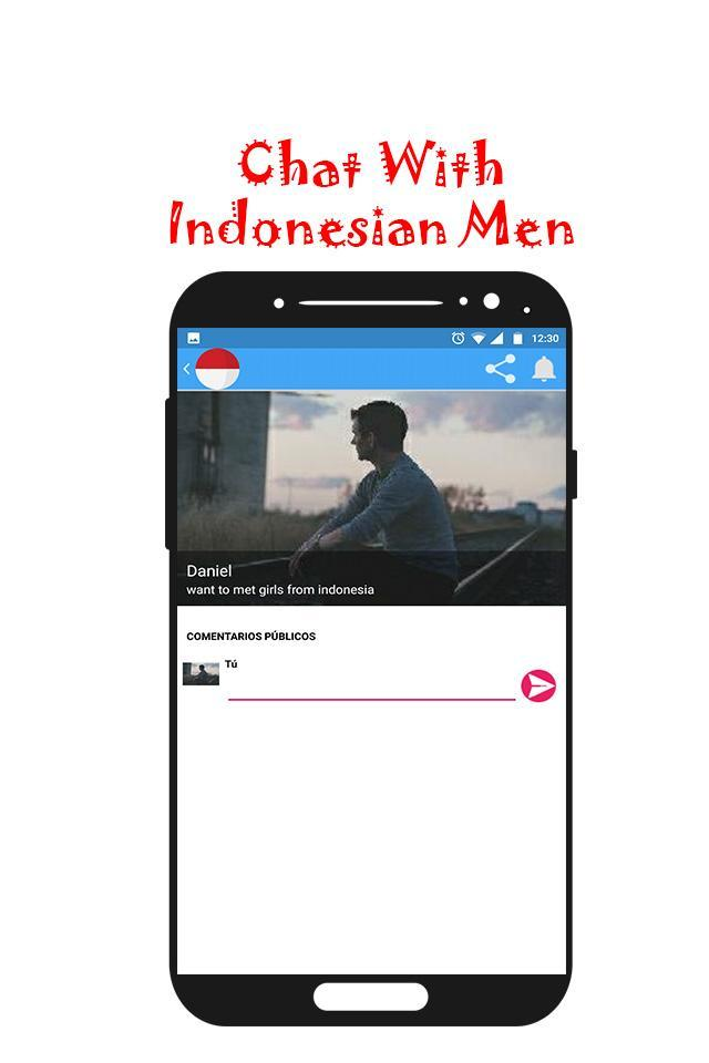 Indonesian Chat Indonesian Dating App For Android Apk Download