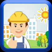 City Construction Builder icon