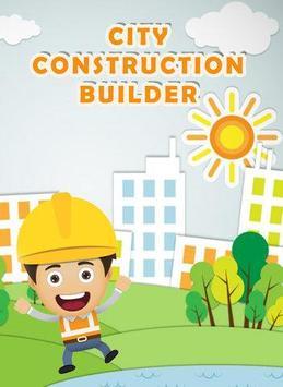 City Construction Builder poster