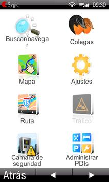 Mapas 4GFlota screenshot 1