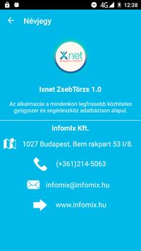 Ixnet ZsebTörzs screenshot 5