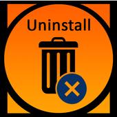 Uninstaller App PRO : uninstall apps & app remover icon