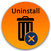 Uninstaller App PRO : uninstall apps & app remover icon