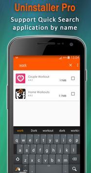 Uninstaller App PRO : uninstall apps & app remover screenshot 3