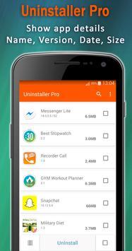 Uninstaller App PRO : uninstall apps & app remover screenshot 5