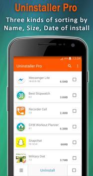 Uninstaller App PRO : uninstall apps & app remover screenshot 6