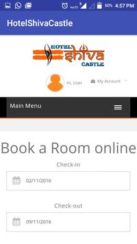 Hotel Shiva Castle screenshot 5