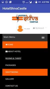 Hotel Shiva Castle screenshot 1
