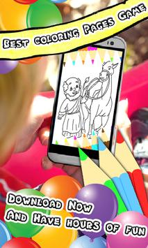 Coloring Book : Camel Pages screenshot 2