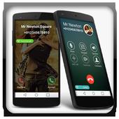 Call Screen OS9 – Phone 6S icon