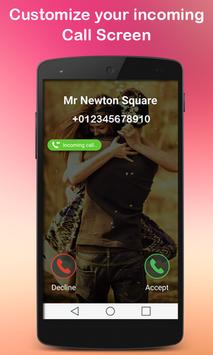 Call Screen OS9 – Phone 6S poster