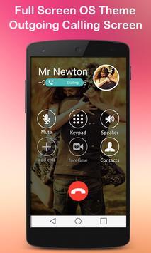 Call Screen OS9 – Phone 6S apk screenshot