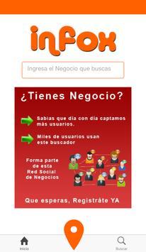 Infox screenshot 1