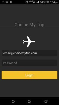 ChoiceMyTrip screenshot 4