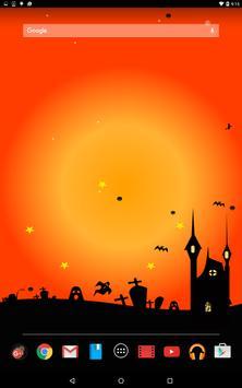 Halloween MoonNight wallpaper apk screenshot