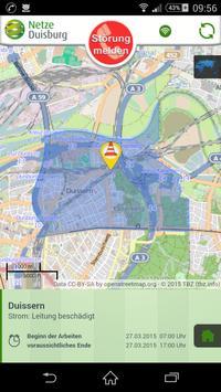 Netze Duisburg poster