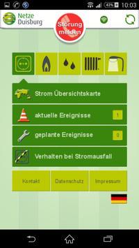 Netze Duisburg screenshot 1