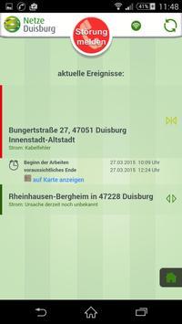 Netze Duisburg screenshot 4