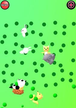 Help! Clogged Animal(for Baby) screenshot 3
