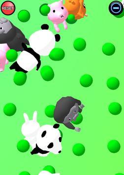 Help! Clogged Animal(for Baby) screenshot 2