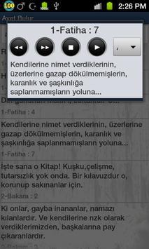 Ayet Bulur: Kuran ve Hadis apk screenshot
