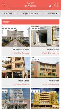 Cluj Tourism APP screenshot 1
