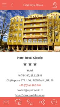 Cluj Tourism APP screenshot 2