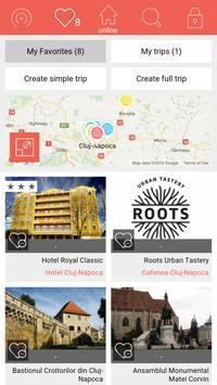 Cluj Tourism APP screenshot 3